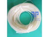 Ống silicone phi 5x8