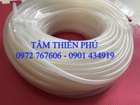 Ống silicone phi 7x10mm